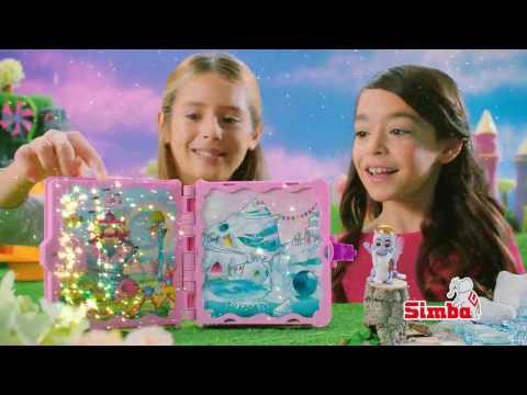 Simba SAFIRAS Smoki Magiczna Księga Smoka Alberta Reklama TV