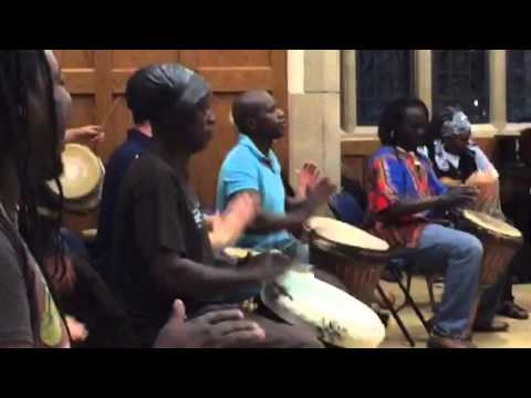 New Haven School of African Drum and Dance
