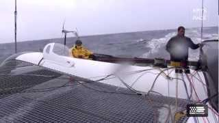 Krys Ocean Race - Day 3 - Sprint accross the Atlantic