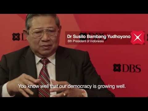 Igniting Possibilities for the Asia of Tomorrow – Indonesia Democracy and Economic Growth