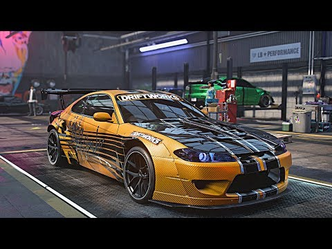 Need For Speed: HEAT ►Nissan Silvia S15 Customization + Race Gameplay! 4k 60fps RTX 2080 Ti