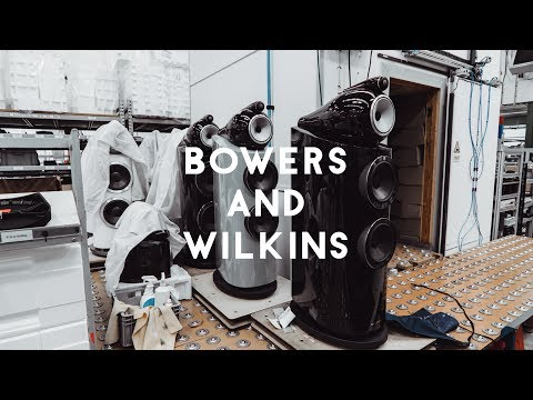 Inside Bowers & Wilkins' flagship speaker factory