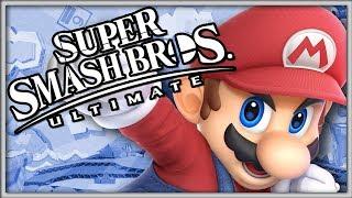 Super Smash Bros Ultimate: World of Light (Hard Mode 100%) - Part 1