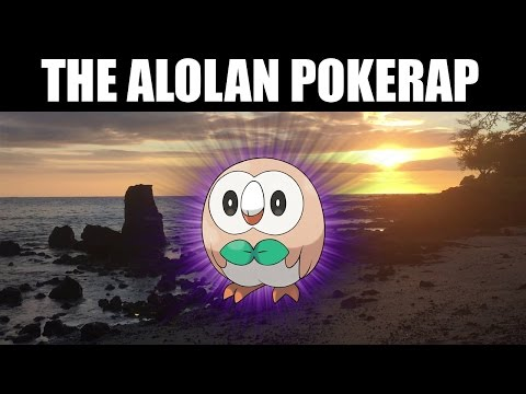 THE ALOLAN POKERAP! (Part 1) | Pokémon Sun and Moon