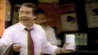 Pennsylvania Lottery Tic Tac Toe instant game commercial - 1990