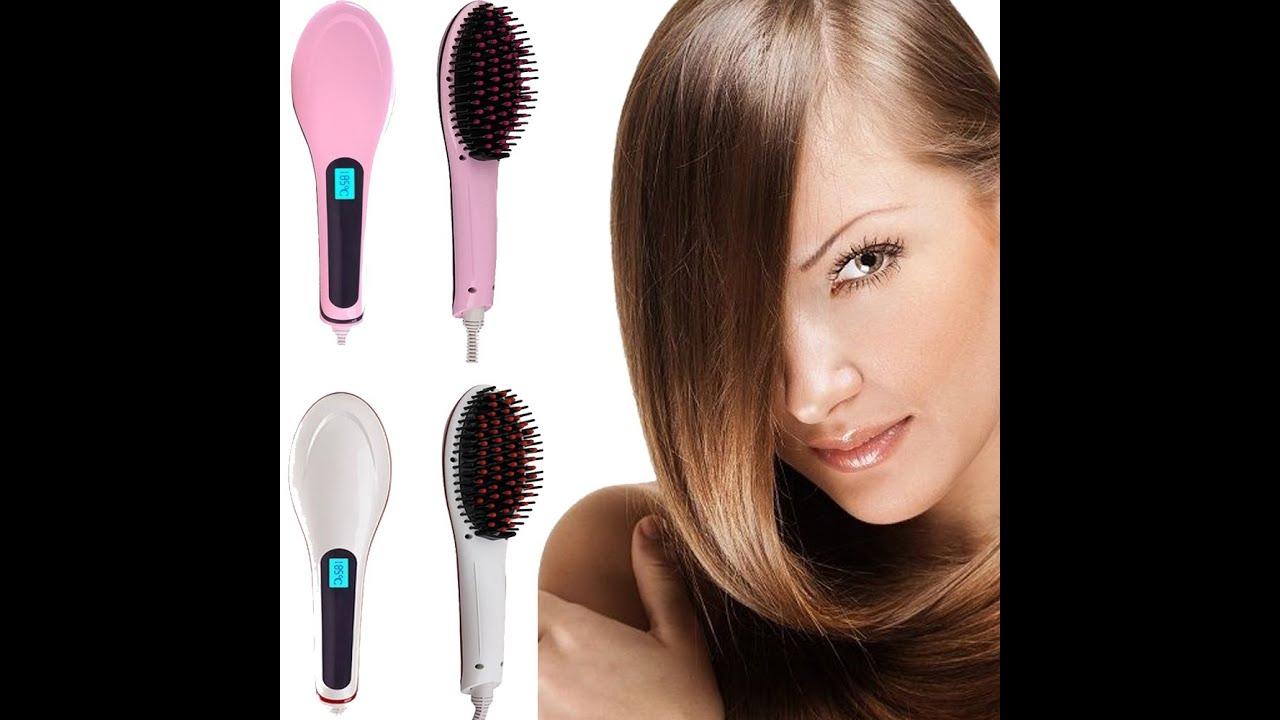 Расчёска выпрямляющая волосы