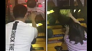Klay Thompson Destroyed By Little Girl In Pop-A-Shot Game In China