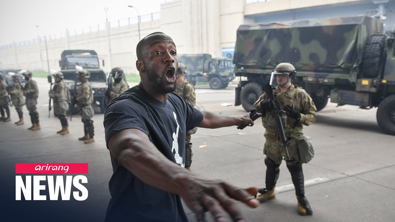 Curfews, martial law and the Pentagon's civil unrest response ...