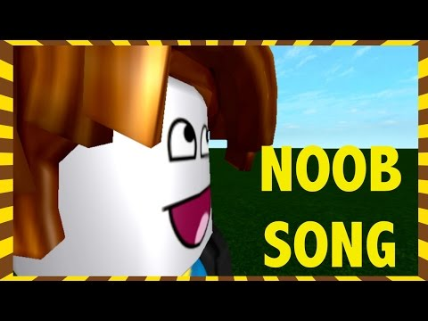 The Noob Song (Roblox Music Video)