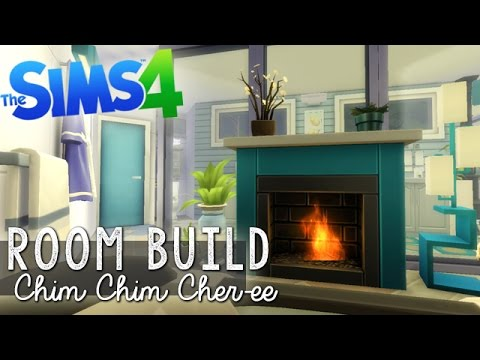 The Sims 4 - Room Build - Chim Chim Cher-ee