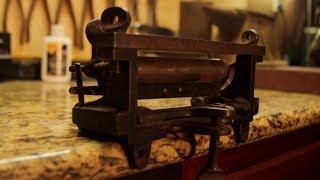 C.S. Osborne No. 86 Splitter Restoration
