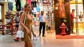 Dubai Shopping - IBN Battuta Mall & Dubai Gold Souk