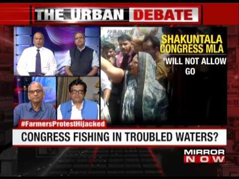 Congress Leaders Incite Violence – The Urban Debate (June 13)