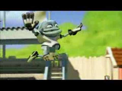 Crazy Frog! - We Are The Champions!