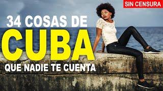 34 Cosas de Cuba que nadie te Contará