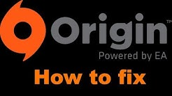Origin How to Fix the Bug | You must be online when logging in for the first time