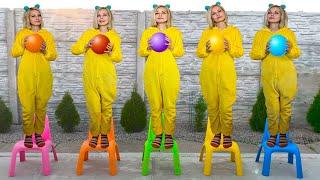 Five little monkeys 🙈 동요와 어린이 노래   Kids Song #2