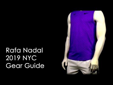 Rafa Nadal 2019 NYC Gear Guide | Tennis Express
