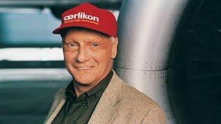 Addio al Campione Niki Lauda leggenda della F1