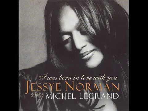 Jessye Norman sings Michel Legrand - La valse des lilas