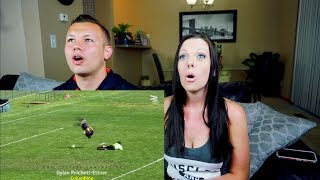 30 Most Creative Goals In Football Reaction