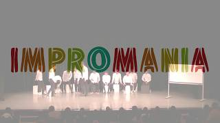 『インプロマニア6』 ~西日本最大の即興の祭典~ 2017年12月13日 at K...