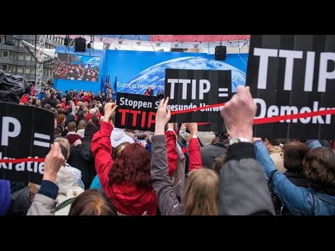 A Simple Question: Obama's TTIP Failure