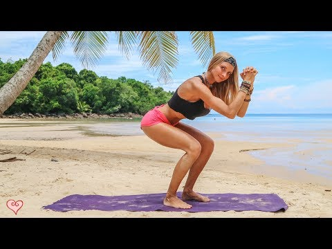 Ultimate Butt Challenge ♥ Glutes, Hamstrings & Quads | Koh K