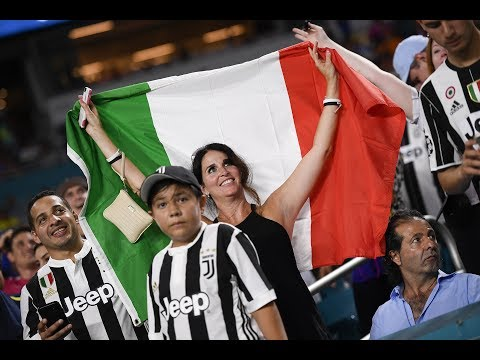 Juventus Invaders | Make some noise in Miami!
