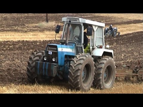 Ploughing the Furrow - Mount Stewart & Mullahead.