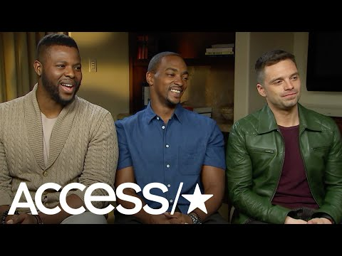 'Avengers: Infinity War': Anthony Mackie, Winston Duke & Sebastian Stan Reveal Who Is Most Likely To