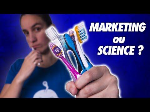 Vous ne savez pas choisir votre brosse à dents. C'est normal, c'est compliqué !