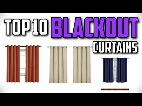 10 Best Blackout Curtains In 2019