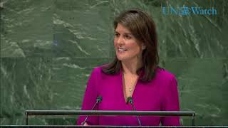UN rejects rare vote on Cuba's rights violations, Nikki Haley responds