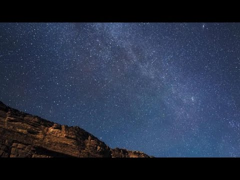 Grand Canyon offers starry views free of light pollution