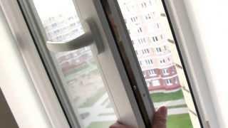 Регулировка створки по прижиму при ремонте пластиковых окон(, 2013-11-03T15:52:28.000Z)
