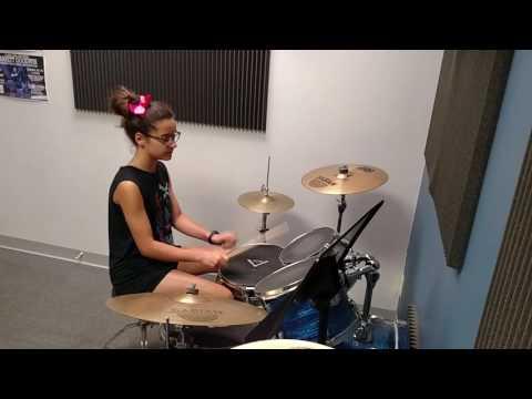 5SOS Teenage Dream Drum