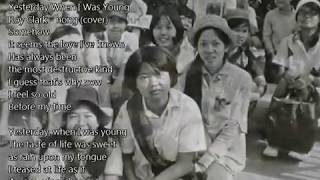 Yesterday when i was young (roy clark) - nong(cover)