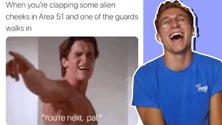 The Best Area 51 Memes...
