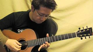 Here Comes the Sun (acoustic guitar solo)