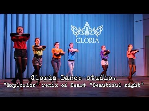 Gloria dance studio.
