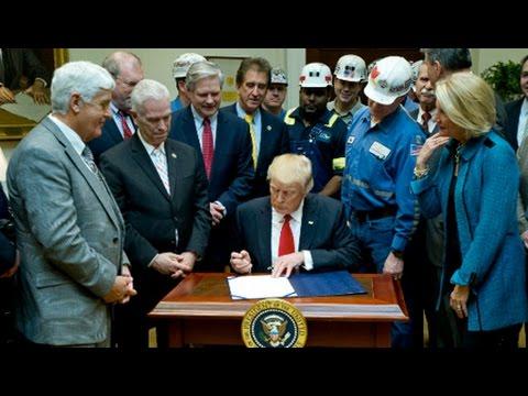 Northern Cheyenne Challenge Trump Over Coal Mining
