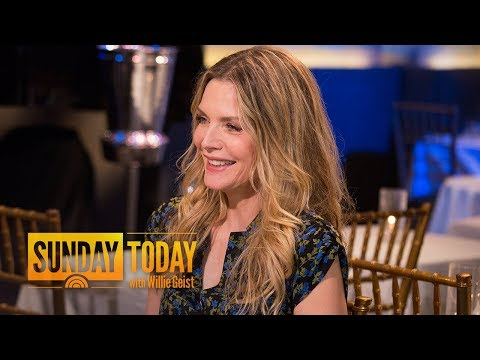 Michelle Pfeiffer Had A Busy Year Making Movies – But Don't Call It A Comeback  Sunday TODAY