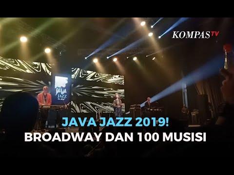 Java Jazz 2019! Broadway dan 100 Musisi Mp3