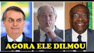 Decotelli está fora, Ciro Gomes elogia Bosonaro e Nordestinos fazem homenagem a Presidente do Brasil