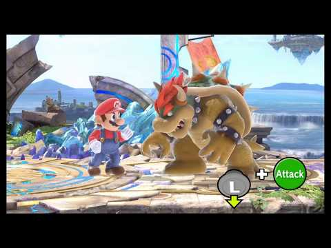 Super Smash Bros  Ultimate's basic controls and how to