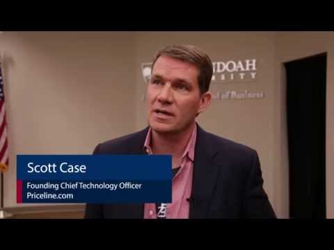 Scott Case speaks about embracing failure