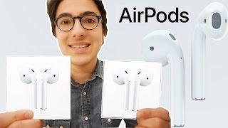 Apple AirPods : Déballage