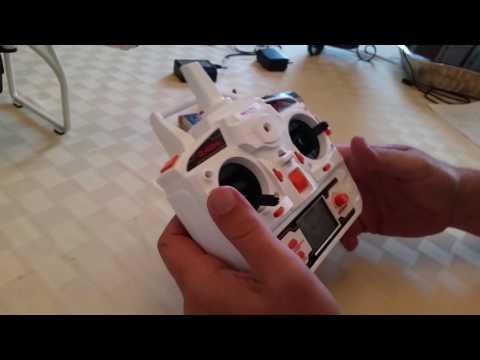 X101 – дрон с безядрени двигатели и опция за закачване на камера 11