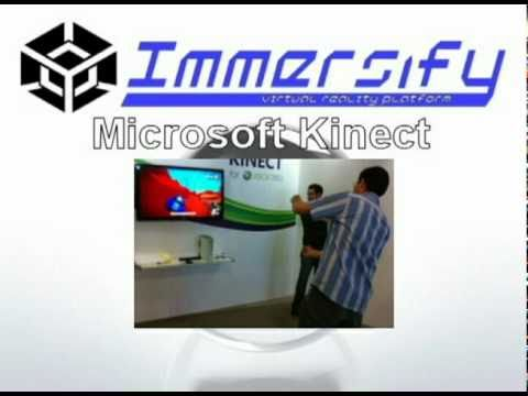 Immersify: A Virtual Reality Platform